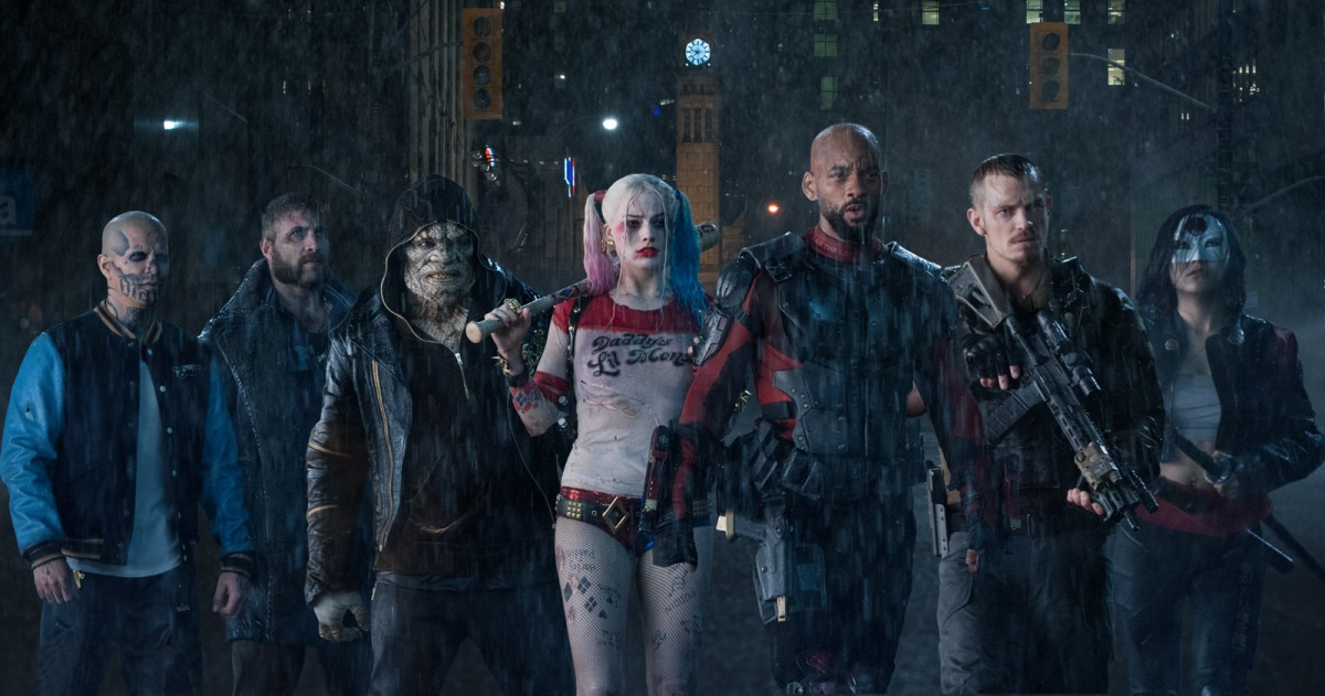 Suicide Squad doesn't need ratings after making $135 million on opening weekend