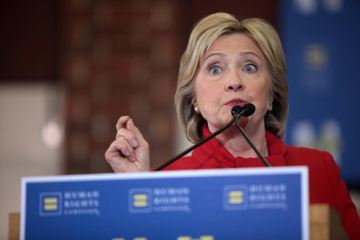 Families of Benghazi attack victims file lawsuit againstClinton