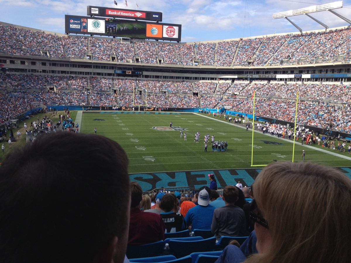 Panthers Fan Fest and more to do this weekend inCharlotte