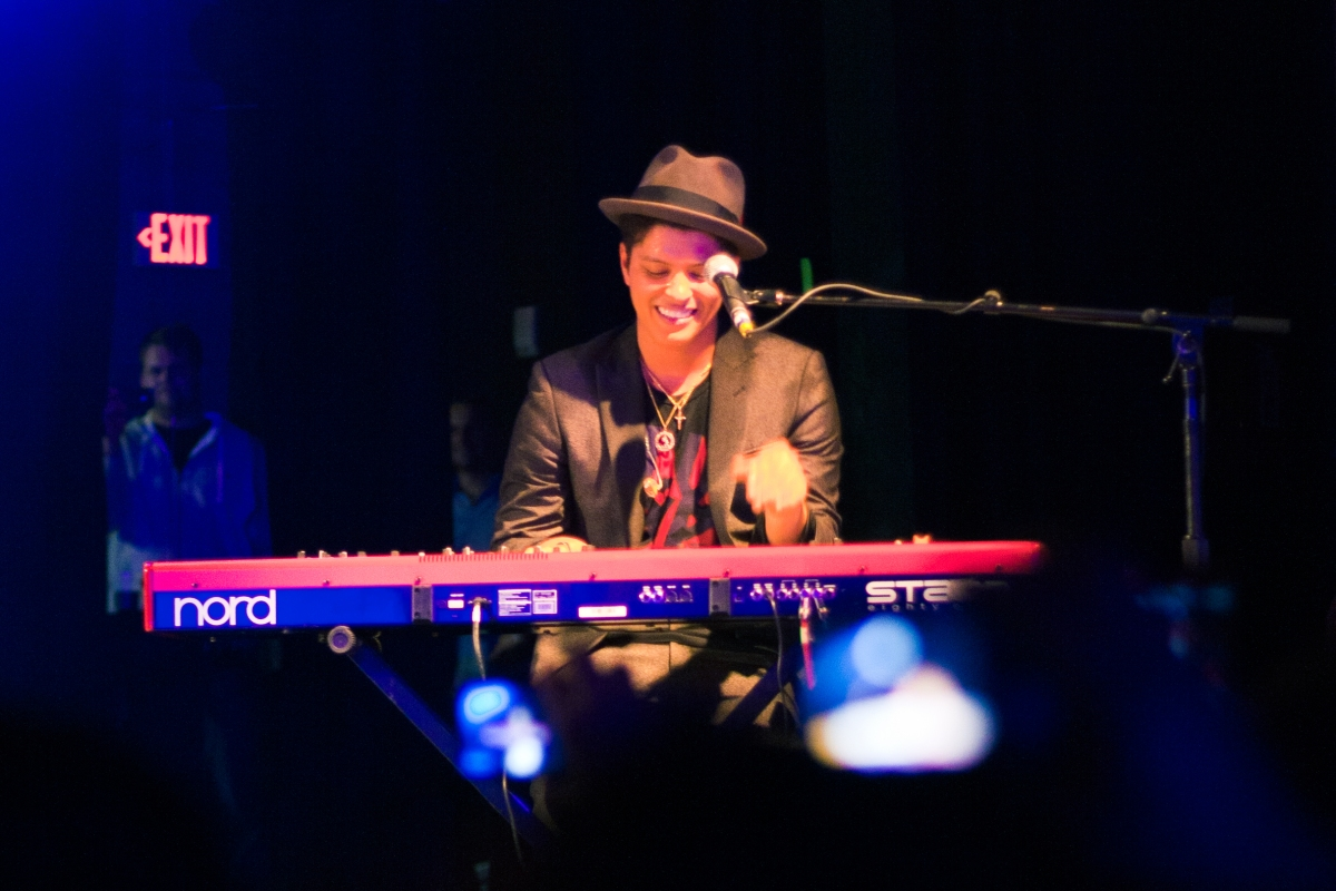 Weekend Roundup: Bruno Mars coming to Charlotte, Panthers topple Rams and early election results