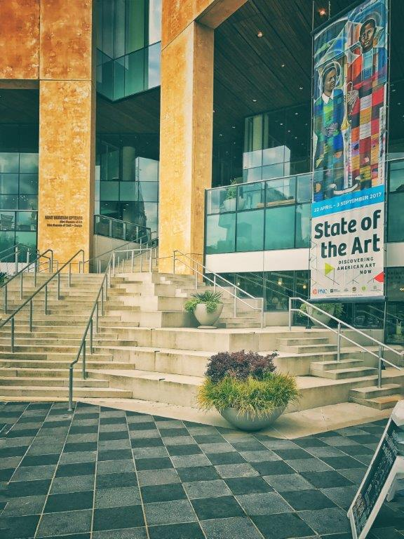 Mint Museum Uptown receives grant for interactivestairs
